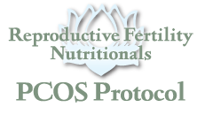 Reproductive Fertility Nutritionals